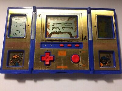 Console Treasure island Game And Watch Tablepad Jeu Électronique 3 Screen