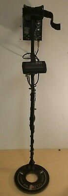 White's MXT Tracker E-Series Metal Detector with Sun Ray Invader DX-1