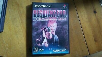 Resident Evil: Dead Aim - PlayStation 2 Game (No Manual)