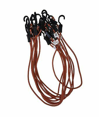 Kotap Adjustable 48-Inch Bungee Cords, 10-Piece, Item: MABC-48 48 Inch