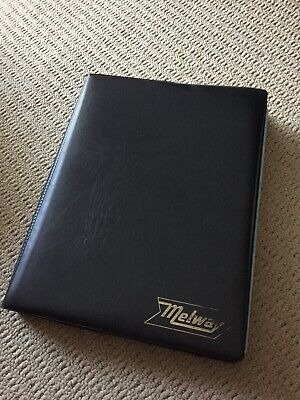 Melway Street Directory 2006 Edition 33 & Official Melway Black 'Leather' Cover