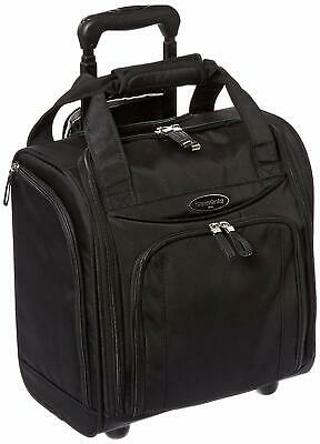 Samsonite Wheeled Underseater Small Carry on Luggage Travel Under Seat Rolling