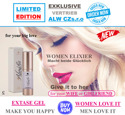 Alura Lux Women Elixier  Power Extase Gel