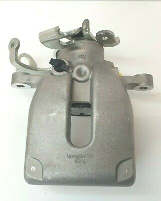 Fits Peugeot 508 3008 5008 Rear Left & Right Brake Calipers - Oe Quality 4401Q2