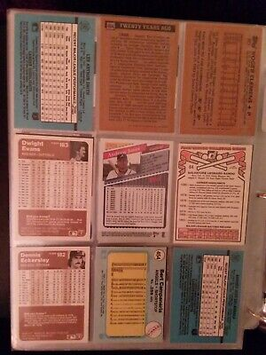 Huge lot Grab Bags vintage Baseball Cards 1952 - 2018 mantle read description