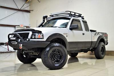 2008 Ford Ranger XLT LIFTED 4X4 OFFROADING ONE OF A KIND FORD RANGER XLT 4X4 LIFTED 4.0L STEEL BUMPER WINCH MUST SEE