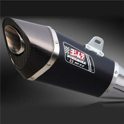 Yoshimura R11 Black Magic Slip On Exhaust End Can Kawasaki Zx6R 2009-2016