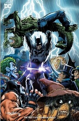 Detective Comics Neal Adams Variant Signed!!! Presale Only 1000 Copies!!