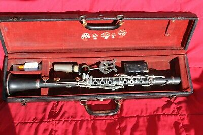 Antique Buffet Bb Clarinet--Very Rare