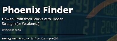 Simpler Trading -Phoenix Finder (Strategy + Indicator)