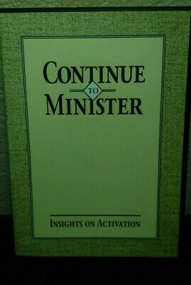 Continue to Minister - Insights on Activation DVD LDS Church of Jesus Christ