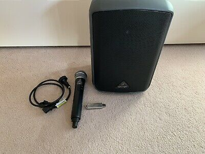Behringer Europort MPA100BT Battery Powered Speaker