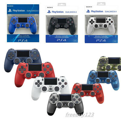 2019 Ps4 Dualshock 4 Wireless Controller - Official V2 - In Box, Uk Fast Post F6