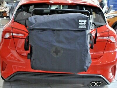 Ford Focus Roof Box Alternative : Hatch-bag
