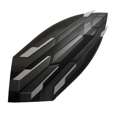1:1 Captain America Shield Black Panther Avengers 3 Full Metal Cosplay in Stock