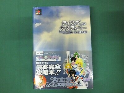 Tales Of Abyss Perfect Game Guide Book Ps2 Eb07 24 00 Picclick