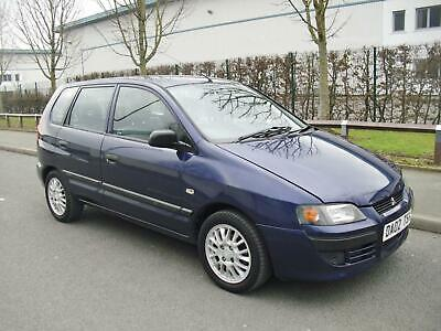 Mitsubishi Colt Space Star 1.3 2002 Mirage Manual ++SORRY NOW SOLD++