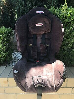 Safe And Sound Child Car Booster Seat With Harness