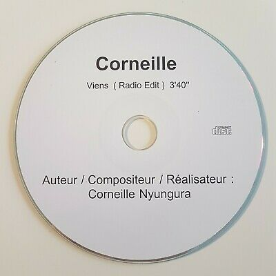 CORNEILLE : VIENS (RADIO MIX) ♦ CD Single Promo ♦