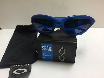 5c627051d5 New Vintage Oakley Scar Electric Blue Ice (04-554)   box No Mars