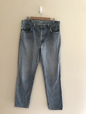 Vintage Orange Label Levis 45