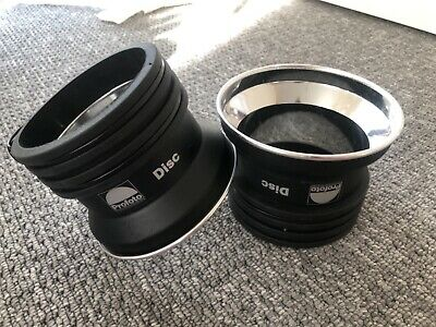 Profoto Disc Reflector pair (two pieces)