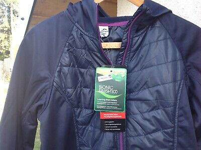 NEU Active Touch Softshell M(38/40) Damen Steppjacke Bionic