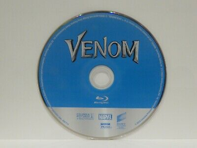 Venom - Blu Ray - Region.a - Disc Only