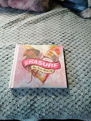 Erasure Always The very best of3 CD compilation of their hits and special remix