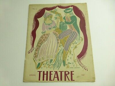 No 3 Spring Theatre Irene Coultous Pages 1946 John Blundall Collection p527