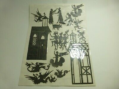 Collection of Antique Shadow Puppets John Blundall Collection p541