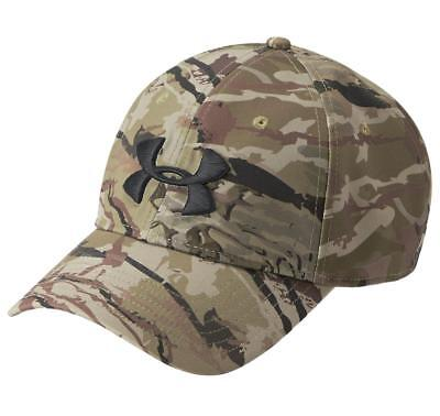 521689e974b UNDER ARMOUR REALTREE Max 5 Camouflage UA CAMO HUNTING SNAPBACK HAT ...