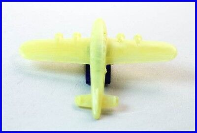 Bleistift Anspitzer als Flugzeug / penny jettoy airplane yellow pencil sharpener