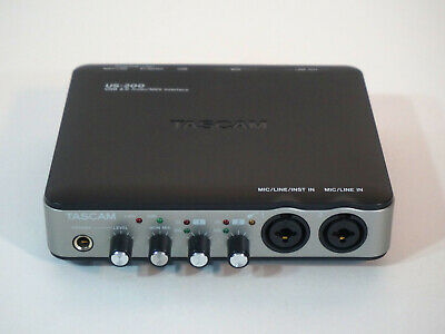 TASCAM US-200 2-in/4-out USB 2.0 Audio Interface