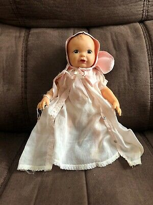 "Vintage 10"" 1950s Terri Lee Family Baby Linda Doll with Clothes"