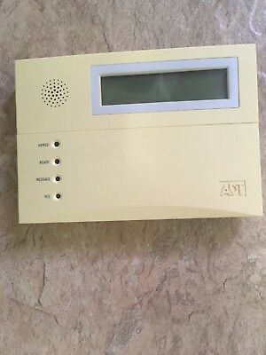 ADEMCO ADT 6160VADT Custom Alpha Talking Keypad LCD Touchpad