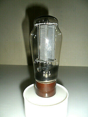 Mullard Blackburn FW4 / 800 Power Rectifier Valve - 1958 Brown base
