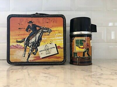 Have Gun Will Travel Lunchbox And Thermos 1960