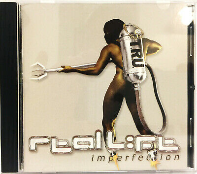 Very Rare Autographed Real Life Send Me An Angel 2004 Imperfection Music Cd Mint