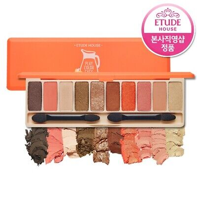 Etude House Play Color Eyes Korean Eye Shadow Palette Makeup 10 Color Juice Bar