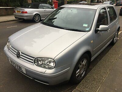 VW Golf GTI Turbo MK4 1999, 1 owner, only 42,000 miles