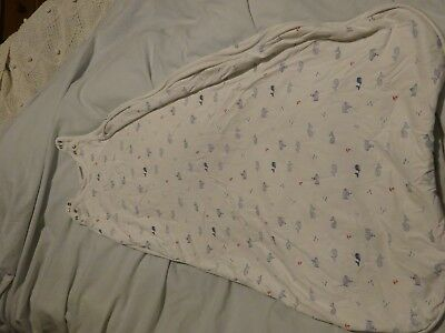The Little White Company 1 tog sleeping bag 6-18 nonths