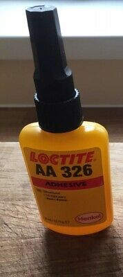Loctite 326 50Ml Long Expiry Dates 2020 Bargain Last (One) Available !!!