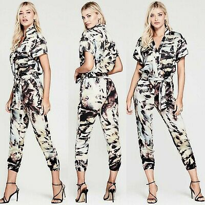 🍃 Guess By Marciano Freefalls Print Jumpsuit 🍃