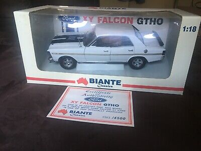 INVESTMENT HOTWHEELS BIANTE XR Fords XY GTHO HSV VK USA Muscle Cars