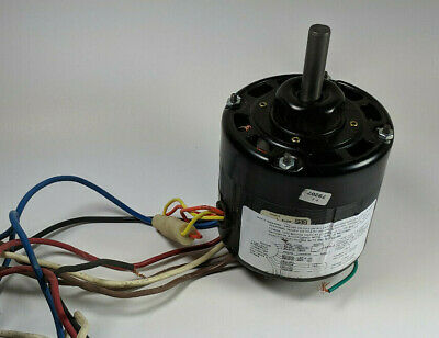 Century CE3F028N Thermally Protected Blower Motor 1/15 HP 1060 RPM 1 PH