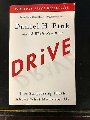Drive : The Surprising Truth about What Motivates Us by Daniel H. Pink Paperback