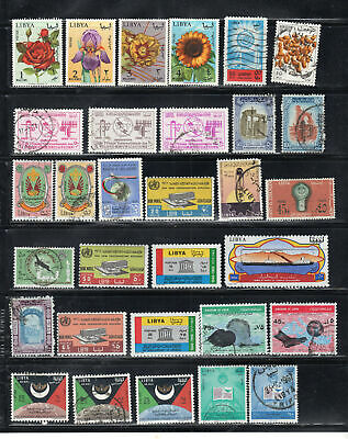 Libya  Libia  Stamps Canceled Used   & Mint Hinged  Lot 39326