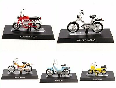 Diecast 1/18 Scale Motorcycle Toys Red/Yellow/White/Orange/Blue Motorbike Models