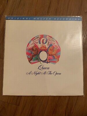 Queen A Night At The Opera MFSL EX/VG+